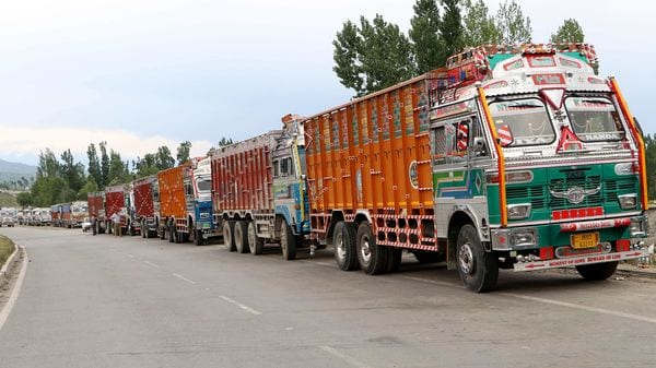 Large number of truckers in several states have become infected with coronavirus, said AIMTC