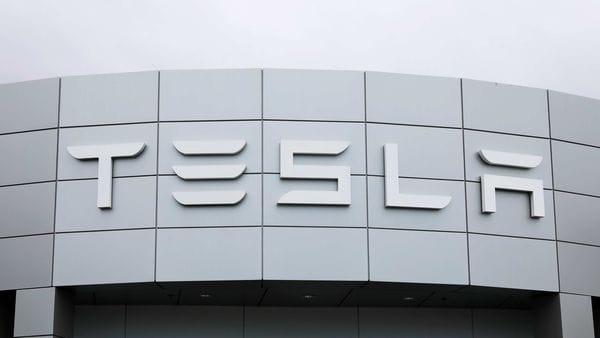 FILE PHOTO: A Tesla service center is shown in Costa Mesa, California, US (REUTERS)
