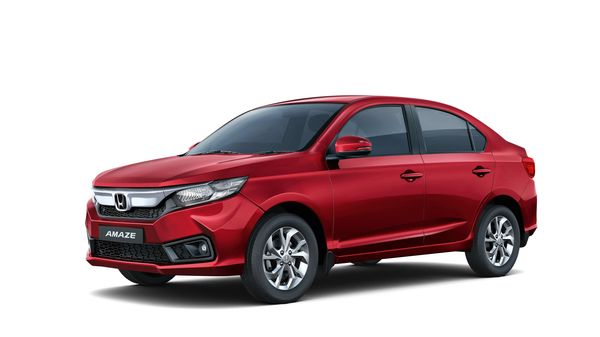 File photo of BS 6 complaint Honda Amaze compact sedan used for representational purpose only. (Photo courtesy: Honda Cars India)