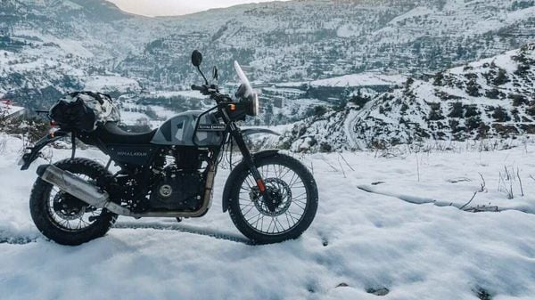 Royal Enfield has launched the BS 6 version of Himalayan bikes. (Photo courtesy: Royal Enfield)