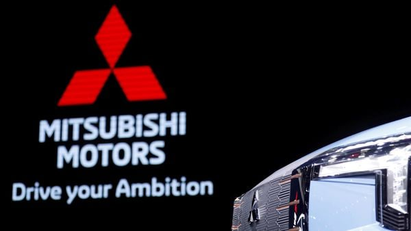 Mitsubishi is recalling nearly 223,000 vehicles in Canada and US states because parts of the suspension can rust. (REUTERS)