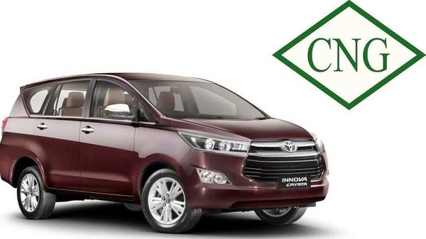Toyota Innova Crysta CNG launch delayed due to to Covid-19 related challenges.