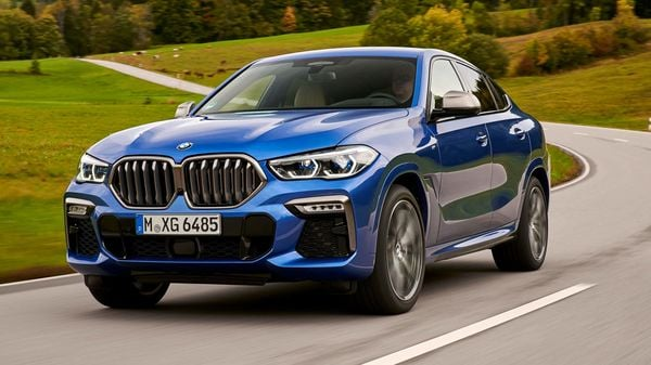 The all-new X6 has been launched as a completely built unit (CBU) and has been now declared open for booking at dealerships. The car has been launched with two trim levels - xLine and M Sport.