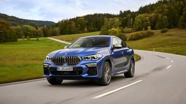 The all-new X6 has been launched as a completely built unit (CBU)