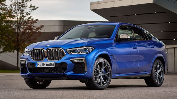 BMW has launched the new-generation X6 in the Indian market at a price of <span class='webrupee'>₹</span>95 lakh. Slated to arrive in early 2020, the launch was pushed back due to the coronavirus outbreak.