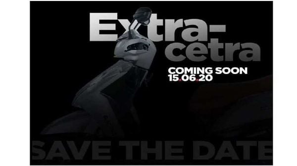 Ampere will reveal a new electric scooter on June 15.