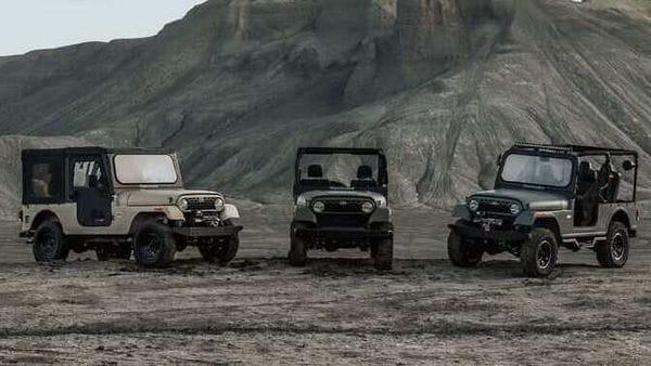 Mahindra Automotive North America's US plant in Michigan manufactures off-road vehicle Roxor. (Photo courtesy: mahindraautomotivena.com)
