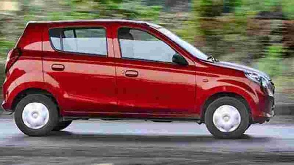 Alto has been the best-selling model from Maruti Suzuki for years and years.