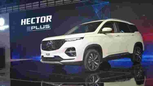 MG Motor has said that the Hector Plus will be competing in the MPV category and an extension of its Hector SUV,