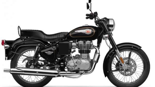Bullet 350 BS 6 can now be bought at a down payment of ₹15,000.