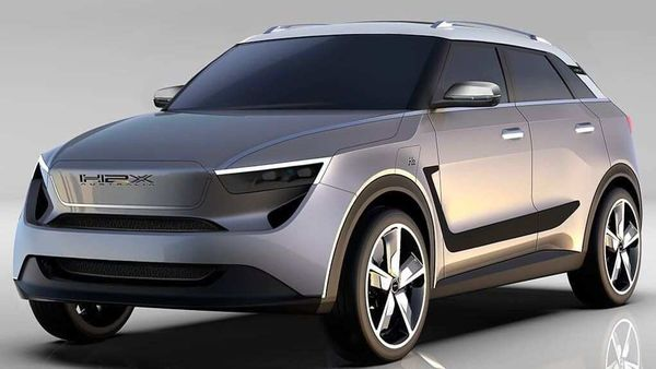 Photo of the H2 SUV called Snowy which is expected to be introduced in 2022. (Photo courtesy: H2X Australia)