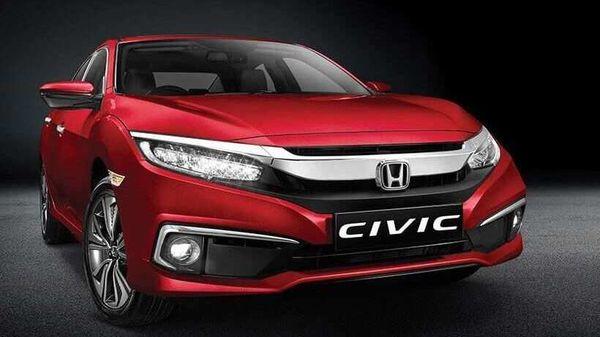 10th generation Honda Civic.