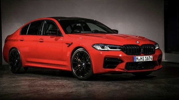 Leaked images show key design changes in the new BMW M5, scheduled to launch soon. (Photo courtesy: Instagram/Wilco Blok)
