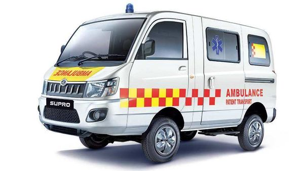 Supro Ambulance's compact dimensions could prove to be ideal for narrow roads in many parts of India.