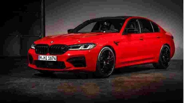 The BMW M5 will be available at a starting price of $104,495 (nearly  <span class='webrupee'>₹</span>80 lakh) for the standard version, while the Competition model will cost $111,095 (around  <span class='webrupee'>₹</span>85 lakh). The new BMW Series is scheduled to arrive in US for sale in August.