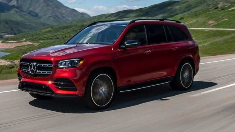 2020 Mercedes GLS launched in India at ₹99.90 lakh