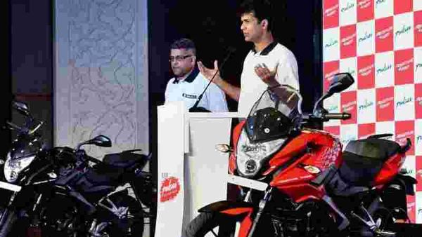 Bajaj Auto said that it has emerged as the largest two- and three-wheeler manufacturer in India in terms of revenue. (File photo)