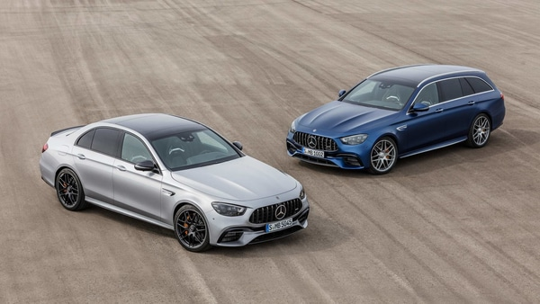 Mercedes has take the covers off the new generation AMG version of E63 models.