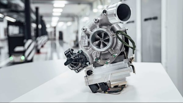 Mercedes-AMG has announced that it is working on a new generation electric turbocharger for its future models.
