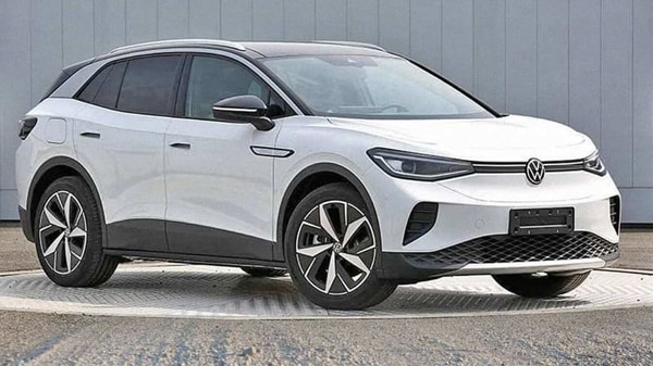 Leaked image of the Volkswagen ID.4 electric SUV, which is expected to be launched later this year. (Photo courtesy: vwidtalk.com)