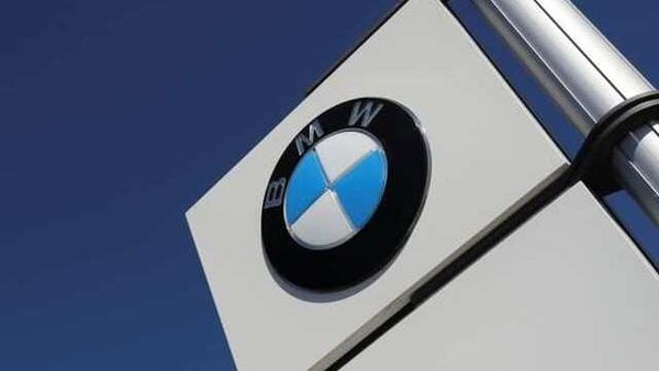 A logo of BMW is seen outside a BMW car dealer, amid the coronavirus disease (COVID-19) outbreak in Brussels, Belgium May 28, 2020. REUTERS/Yves Herman/Files (REUTERS)