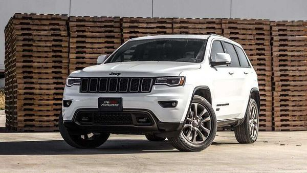File photo of a Jeep Grand Cherokee.