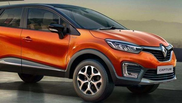 Renault Captur was first launched in India back in 2017. But the SUV has not been as popular as some of the other Renault products. (File photo)