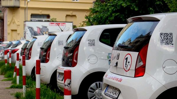 Times is by far Japan's biggest car-sharing business, with more than 13,000 spaces nationwide, followed by Mitsui Fudosan Co.'s Careco and Orix Corp.'s Orix CarShare. (Representational photo)