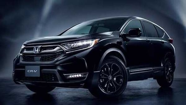 Honda CR-V Black Edition has been launched at a starting price worth ₹27 lakh.