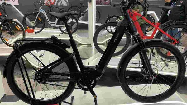 e-Cargo bicycles from Hero Cycles.