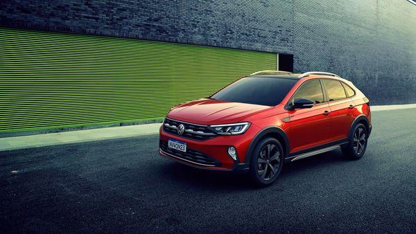 German carmaker Volkswagen has revealed its new SUV Nivus.