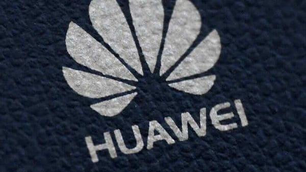 File photo of Huawei logo. (REUTERS)