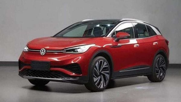 Leaked image of the upcoming Volkswagen ID.4 electric vehicle. (Photo courtesy: Instagram/WilcoBlok)