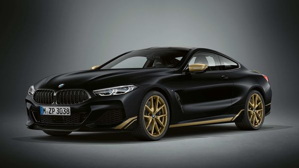BMW has unveiled a new special edition, called BMW 8 Series Golden Thunder Edition.