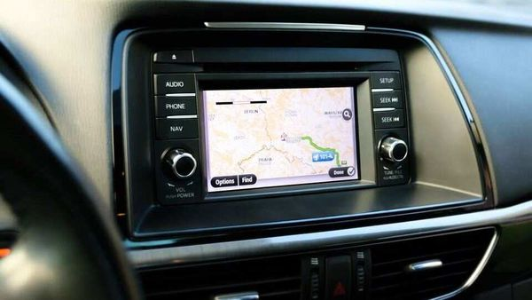 File photo of an infotainment screen being used as a navigation option. (Image used for representational purpose)