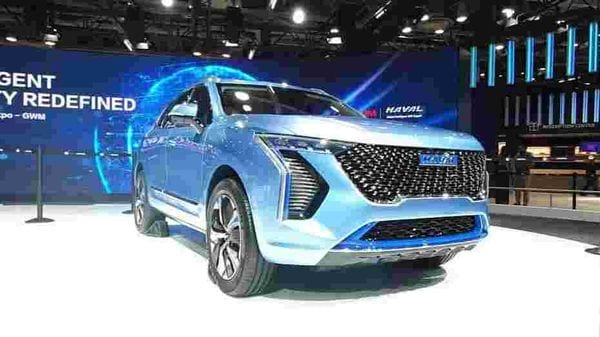 Concept H pictured: It is a concept car presented by Chinese brand Great Wall Motors (GWM) at Auto Expo 2020 under its sub-brand Haval.