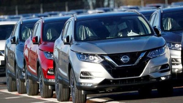 File photo of Qashqai cars which are manufactured by in UK by Nissan at its plant in Sunderland. (REUTERS)