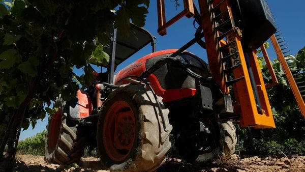 The Ministry of Agriculture had earlier requested that amid pandemic the construction equipment manufacturers need some time for implementing the next stage of emission norms. (File photo used for representational purpose) (REUTERS)