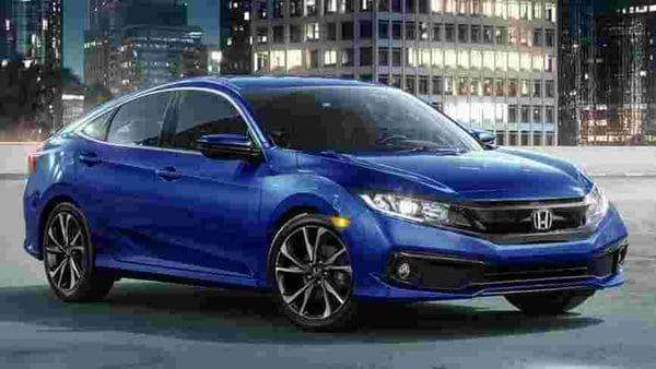File photo of Honda Civic.