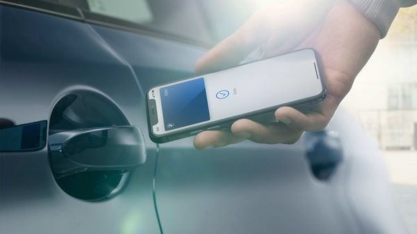 Apple has announced that BMW will become the first carmaker to enable its customers to use iPhone as a fully digital car key.
