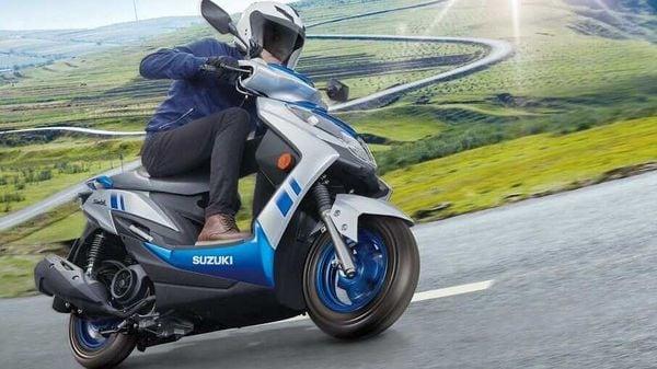 2020 Suzuki Swish 125