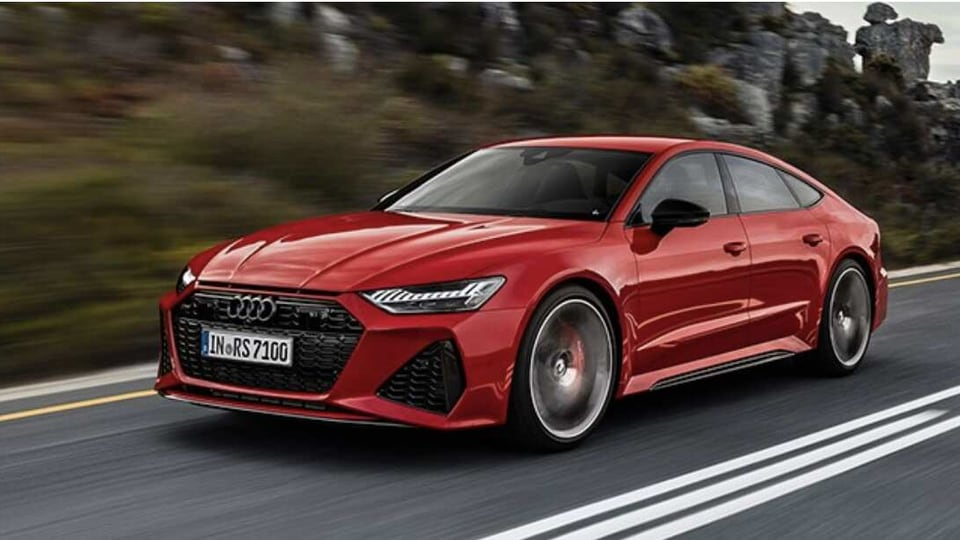 Audi opens booking for RS 7 Sportback in India at ₹10 lakh