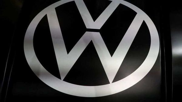 FILE PHOTO: The logo of Volkswagen is pictured at the LA Auto Show in Los Angeles, California, US. (REUTERS)