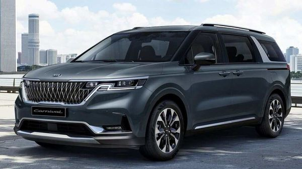 This is how the 2021 Kia Carnival MPV will look like.
