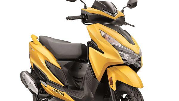 Honda Grazia 2020
