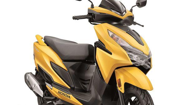 2020 Honda Grazia BS 6