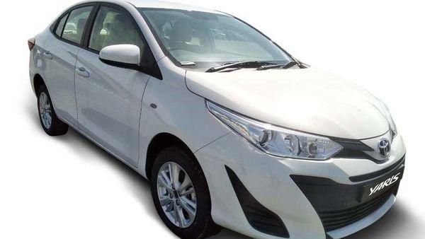 Toyota Yaris in J Grade