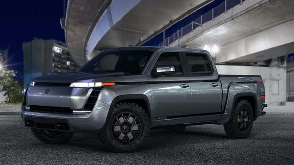 Photo of the upcoming Lordstown Endurance electric pickup truck. (Photo courtesy: lordstownmotors.com)