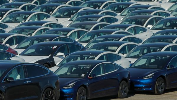 The shutdown of plants and auto dealers hit the US auto sector hard in April and May. (Representational photo) (Bloomberg)