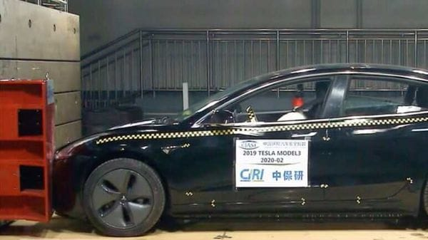 Elon Musk has touted the Model 3 as the safest car ever built with the lowest risk of injury of any vehicle tested by government regulators.